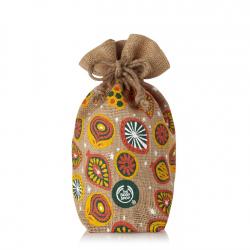 Džiuto dovanų maišelis