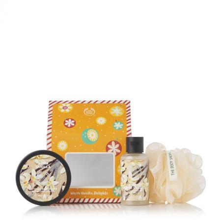 Мини-набор «Теплая ваниль»
