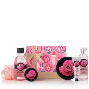 """Didysis dovanų rinkinys """"Britiškos rožės"""""""
