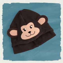 """Galvos rankšluostis """"Beždžionėlė"""""""