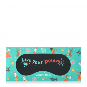"Miego akiniai ""Live your dreams"""