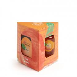 """Mini dovanų rinkinys """"Likerinis mandarinas"""""""