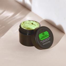 Japoniškos žaliosios matcha arbatos taršos poveikį mažinanti veido kaukė