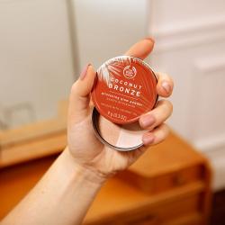Бронзирующая пудра с эффектом сияния Coconut Bronze