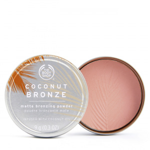 Coconut Bronze matinė bronzinamoji pudra