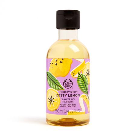 Гель для душа Дерзкий Лимон