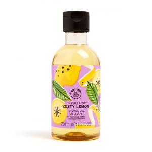 Sultingų citrinų dušo želė