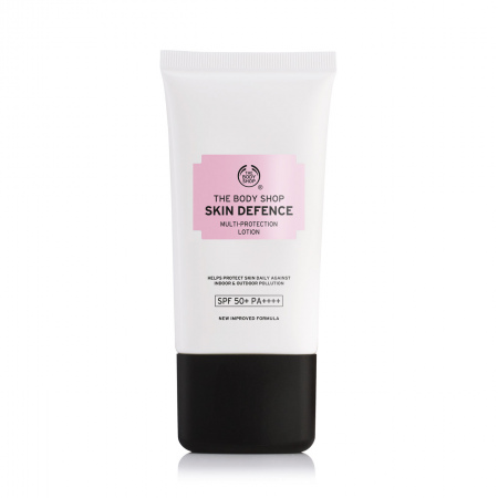 Защитный лосьон для лица Skin Defence SPF 50+ PA++++