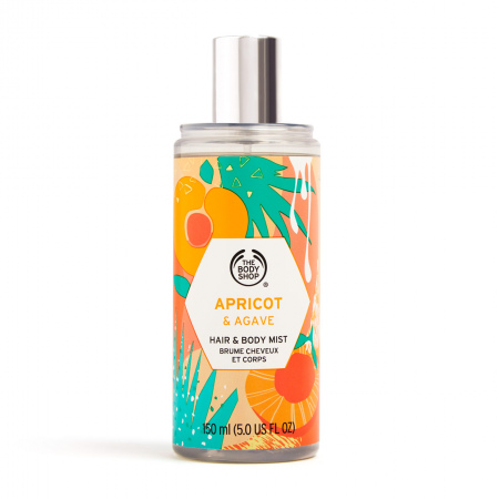 Спрей для волос и тела «Абрикос и агава»