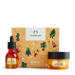 Oils Of Life™ veido odą drėkinančių priemonių rinkinys