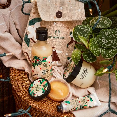 Šiltos vanilės dovanų rinkinys