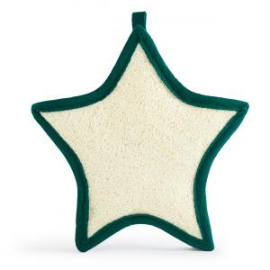 Žvaigždės formos šiūruoklės kempinė