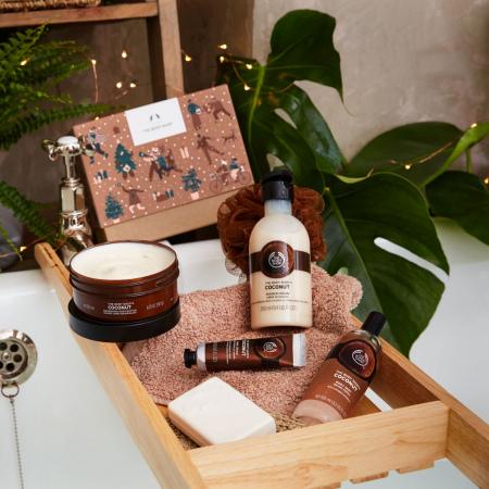 Kokosų didysis dovanų rinkinys