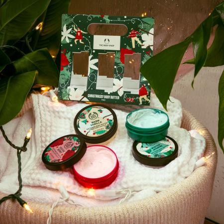 Набор масел для тела «Рождественская коллекция»