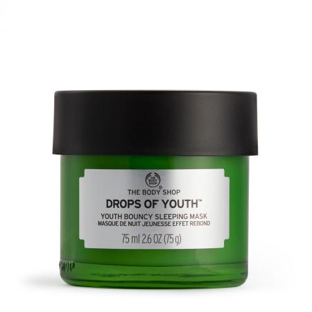 Drops of Youth™ stangrinamoji naktinė veido kaukė