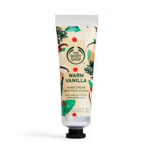 Крем для рук «Теплая ваниль»