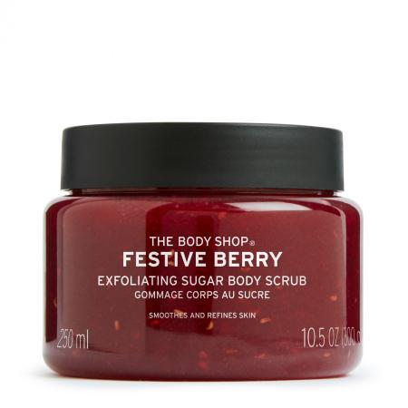 Скраб для тела «Festive Berry»