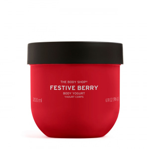 Крем-йогурт для тела «Festive Berry»