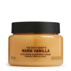Скраб для тела «Теплая ваниль»
