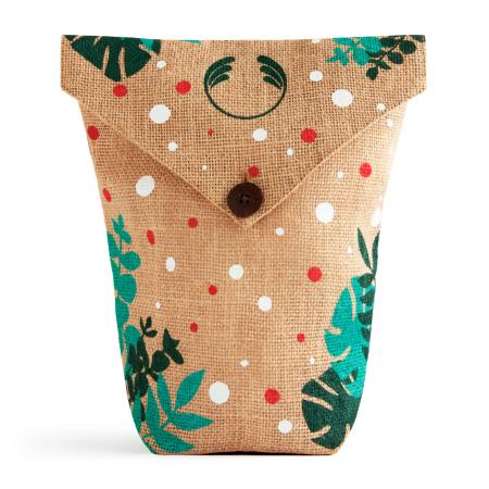 Хлопковый подарочный мешочек