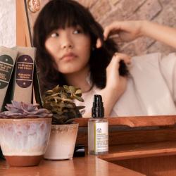 Сыворотка-блеск для волос Виноградные косточки