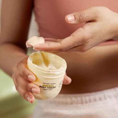 Йогурт для тела Моринга