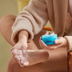 Восстанавливающий крем для ног Перечная мята
