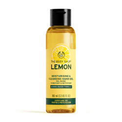 Lemon Moisturising & Cleansing Hand Gel