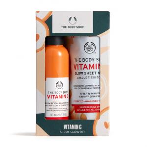 Vitamino C švytinčios odos dovanų rinkinys