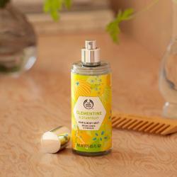Clementine & Starfruit Hair & Body Mist