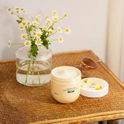 Йогурт для тела «Бодрящая маргаритка»