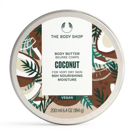 Kokosų kūno sviestas