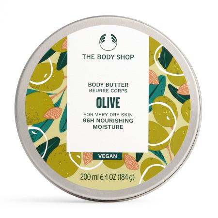 Масло для тела «Оливки»
