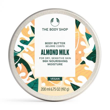 Смягчающее масло для тела «Миндальное молочко и мед»
