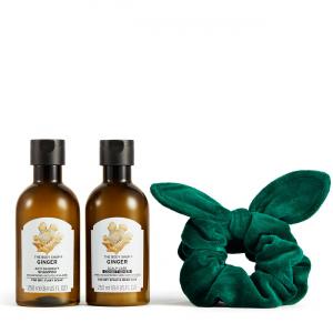 Подарочный набор для волос «Имбирь»