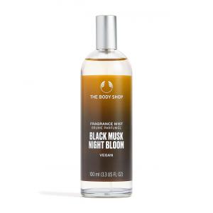 Black Musk Night Bloom kūno dulksna