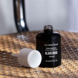 Black Musk parfumuotas aliejus
