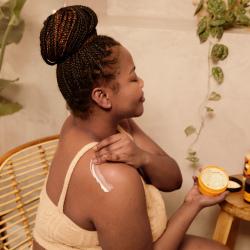 Масло для тела «Тыква и Ваниль»