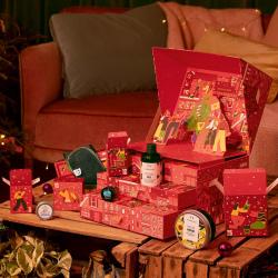 Большой Рождественский адвент-календарь [Расчетная доставка: 16-20 ноября]