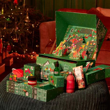 Королевский Рождественский адвент-календарь